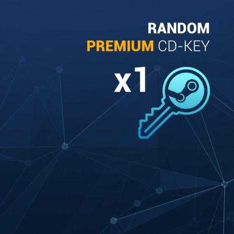 1x steam Premium random key