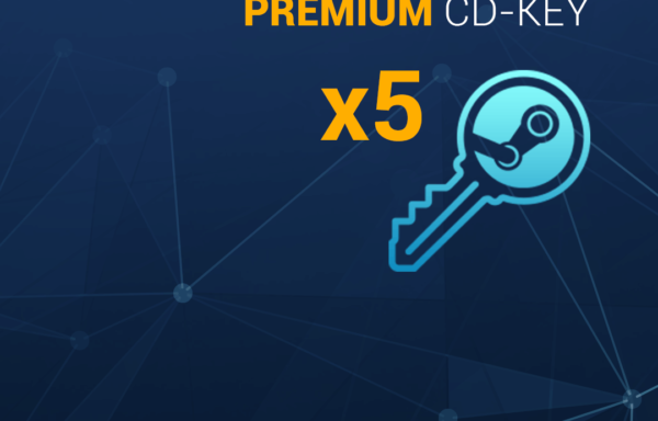 Steam 5 Premium Random Key