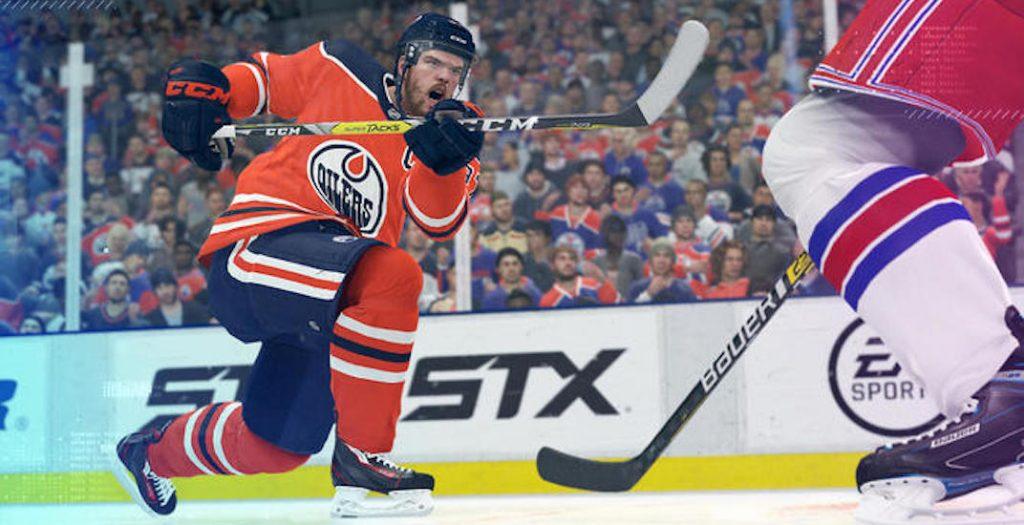 EA Sports Hockey League (EASHL)